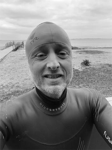 Morten Kirchheiner, swimming